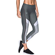 Under Armour Women's HeatGear Color Block Capris
