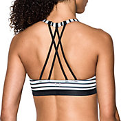 Under Armour Women's Armour Low Impact Printed Sports Bra