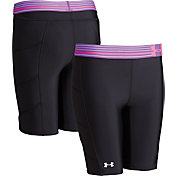 Under Armour Women's 9' Fastpitch Sliding Shorts