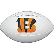 Wilson Cincinnati Bengals Autograph Official-Size Football