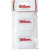 Wilson Wristbands – 2 Pack