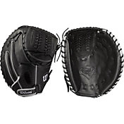 "Wilson 33"" Onyx Series Fastpitch Catcher's Mitt"