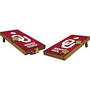 Wild Sports 2' x 4'  Oklahoma Sooners Tailgate Bean Bag Toss Shields