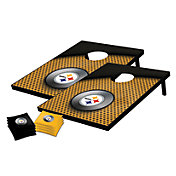 Wild Sports 2' x 3' Pittsburgh Steelers Tailgate Toss Cornhole Set