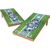 Wild Sports 2' x 4' North Carolina Tar Heels XL Tailgate Bean Bag Toss Shields