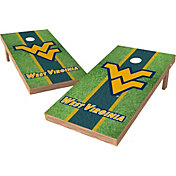 Wild Sports 2' x 4' West Virginia Mountaineers XL Tailgate Bean Bag Toss Shields
