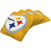 Wild Sports Pittsburgh Steelers XL Cornhole Bean Bags