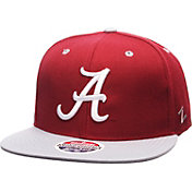 Zephyr Men's Alabama Crimson Tide Crimson/Grey Z11 Snapback Hat