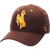 Zephyr Men's Wyoming Cowboys Brown Competitor Adjustable Hat