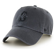 '47 Men's Seattle Mariners Clean Up Grey Adjustable Hat
