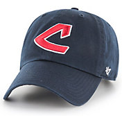 '47 Women's Cleveland Indians Clean Up Adjustable Hat