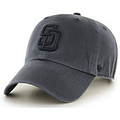 '47 Men's San Diego Padres Clean Up Grey Adjustable Hat
