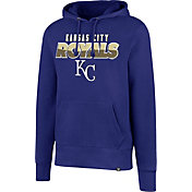 '47 Men's Kansas City Royals Headline Royal Pullover Hoodie