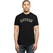 '47 Men's Houston Astros Black Club T-Shirt