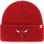 '47 Men's Chicago Bulls Red Knit Hat