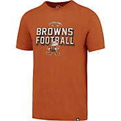 '47 Men's Cleveland Browns Scrum Football Legacy Orange T-Shirt
