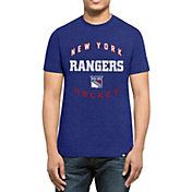 '47 Men's New York Rangers Club Royal T-Shirt