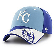 '47 Youth Kansas City Royals Akela MVP Royal Adjustable Hat