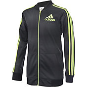 adidas Boys' Future Flight Full-Zip Jacket