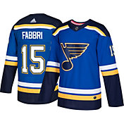 adidas Men's St. Louis Blues Robby Fabbri #15 Authentic Pro Home Jersey