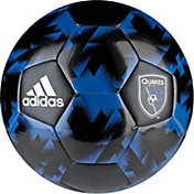 adidas San Jose Earthquakes Team Mini Soccer Ball