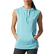 adidas Women's All Season Sleeveless Hoodie