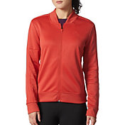 adidas Women's Snap Track Jacket