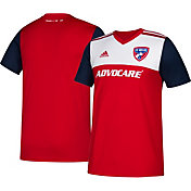 adidas Youth FC Dallas Primary Replica Jersey
