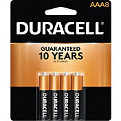 Duracell Coppertop AAA Alkaline Batteries – 8 Pack