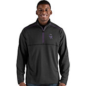 Antigua Men's Colorado Rockies Prodigy Quarter-Zip Pullover