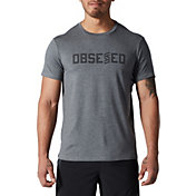 SECOND SKIN Men's Graphic Heather T-Shirt