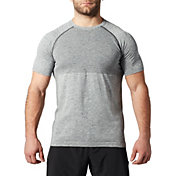 SECOND SKIN Men's Seamless Short Sleeve Training Top