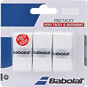 Babolat Pro Tacky Thin Tennis Overgrips – 3 Pack