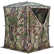 Barronett Blinds Big Mike Ground Blind – BLOODTRAIL Backwoods Camo