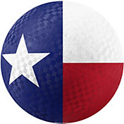 Hedstrom Texas Flag Rubber Playground Ball