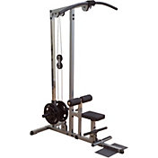 Body Solid Lat Machine