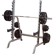 Body Solid Multi-Press Rack