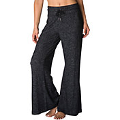 Betsey Johnson Performance Women's Wide Leg Sweater Track Pants