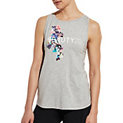 CALIA by Carrie Underwood Women's Flow Beauty Graphic Muscle Tank Top