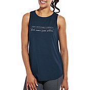 CALIA by Carrie Underwood Women's Flow Strength Graphic Muscle Tank Top