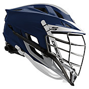 Cascade Custom S Lacrosse Helmet w/ Chrome Mask