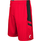 Colosseum Athletics Men's Cincinnati Bearcats Red Setter Shorts
