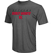 Colosseum Men's Rutgers Scarlet Knights Grey Matrix T-Shirt