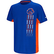 Colosseum Youth Boise State Broncos Blue Setter T-Shirt