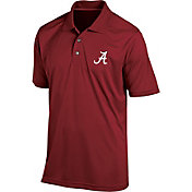 Champion Men's Alabama Crimson Tide Crimson Classic Polo