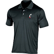 Champion Men's Cincinnati Bearcats Black Classic Polo