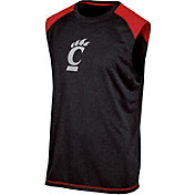 Champion Men's Cincinnati Bearcats Black Muscle Tee