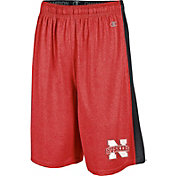 Champion Men's Nebraska Cornhuskers Red Training Shorts