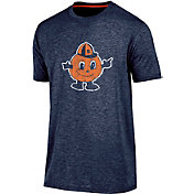 Champion Men's Syracuse Orange Blue Touchback T-Shirt