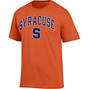 Champion Men's Syracuse Orange Orange Big Soft T-Shirt
